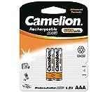 2 x Akku Batterie Camelion AAA 600mAh für Festnetz Telefon