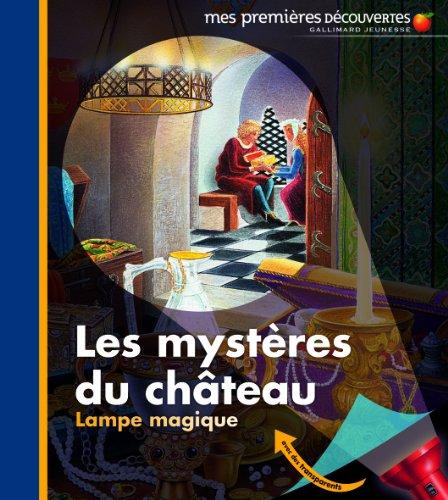 Les mystères du château par Claude Delafosse