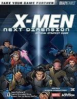 X-MEN? - Next Dimension Official Strategy Guide de Eric Williams