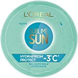 L'Oréal Paris Sublime Sun Hydrafresh Protect Gel Dopo-Sole Dissetante, 150 ml
