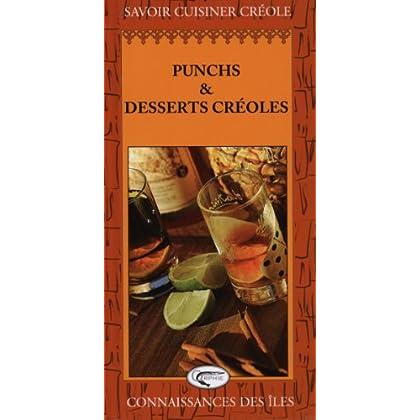 Punchs et desserts créoles