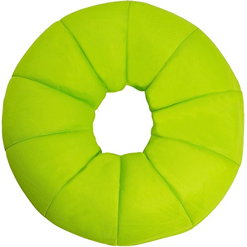 Donut Swimming Bag Vert anis
