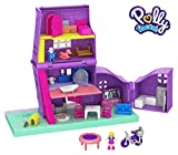 Polly Pocket  - Casa de Muñecas de Juguete con Accesorios (Mattel...
