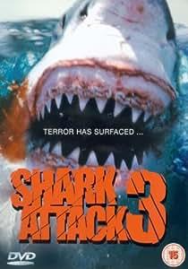 Shark Attack 3 [DVD]