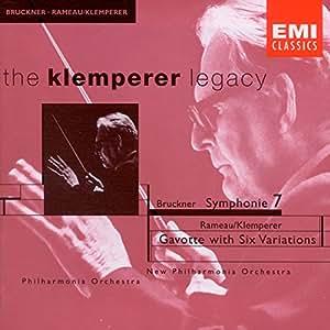 The Klemperer Legacy (Bruckner / Rameau)
