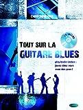 Tout Sur La Guitare Blues Guitar Book/Cd