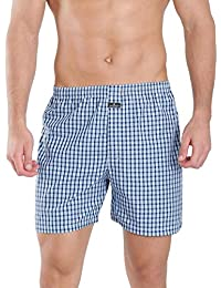 Jockey Men's Cotton Boxers (Pack of 2)(Colors & Print May Vary)