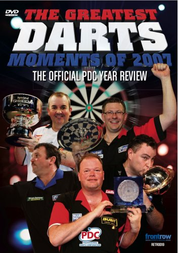 The Greatest Darts Moments 2007 - The Official PDC Year Review [UK IMPORT]