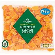 Morrisons Ready Prepared Butternut Squash Chunks, 500g (Frozen)