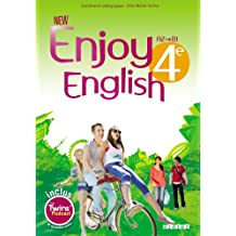 New Enjoy English 4e - Livre + DVD-rom