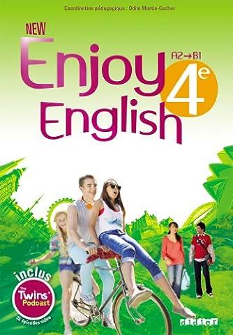 Enjoy English - New Enjoy English 4e - Manuel +