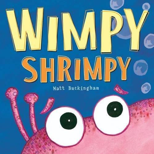 Wimpy Shrimpy Cover Image
