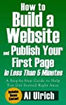 HOW TO BUILD A WEBSITE AND PUBLISH YOUR FIRST PAGE IN LESS THAN 5 MINUTESIt's easier now, than ever before, to build a website and publish your first page of content. No need to hire a web developer to make a website! Don't waste your time hacking th...