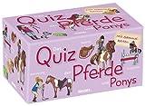 moses. 90207 - Das Quiz der Pferde und Ponys, Kinderquiz ab 8 Jahre