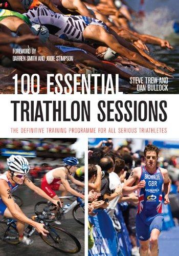 100 Essential Triathlon Sessions Cover Image