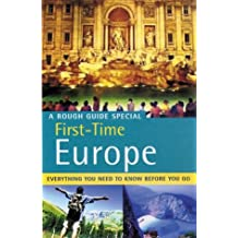 The Rough Guide to First-Time Europe 5: A Rough Guide Special (Rough Guide Travel Guides)