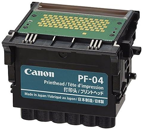 Canon PF 4 Tête