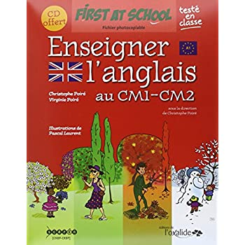 Enseigner l'Anglais au CM1-CM2 (+CD Audio)