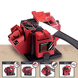 OSE Affûteur électrique Multifonctions Universel - Rouge -
