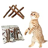 KAYI Cat Snacks Stick in legno naturale Polygonum - Best Reviews Guide