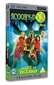 scooby doo the movie umd mini for psp amazoncouk dvd