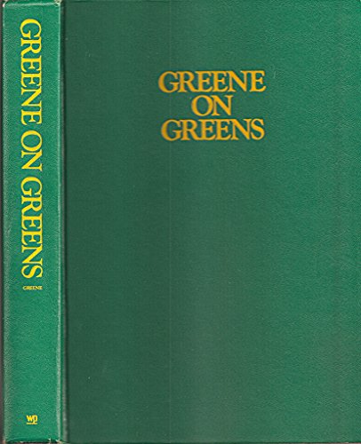 Greene on Greens: Artichokes- Beets- Kohlrabi- Okra- Potatoes- Tomatoes- Zucchini- and More. by Greene Bert (1-Apr-1984) Hardcover