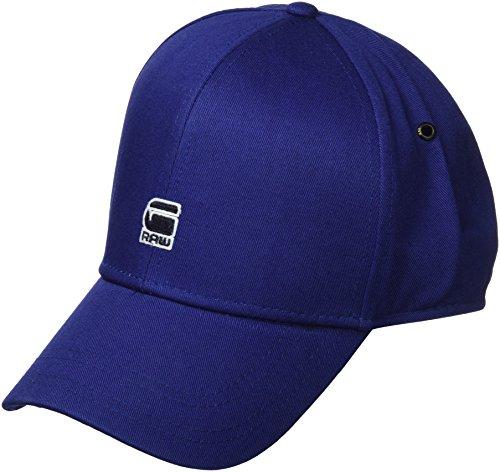 g star muetze herren G-STAR RAW Herren Originals Baseball Kappe, Blau (Imperial Blue 1305), One Size,