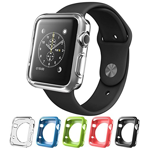 ubmsa-correa-de-piel-para-apple-watch-extralarga-color-5-color-combination-pack