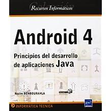 ANDROID 4. PRINCIPIOS DEL DESARROLLO DE APLICACIONES JAVA