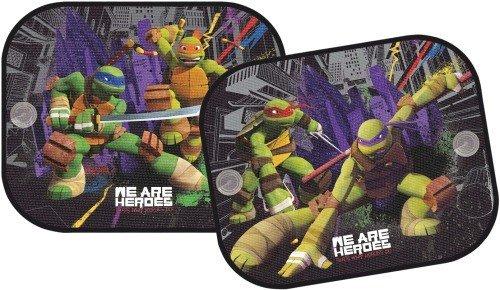 Preisvergleich Produktbild Teenage Ninja Turtles NT-SAA-010 Mutant Sonnenschutz, 2 Stück