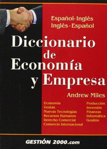 Diccionario de Economia y Empresa