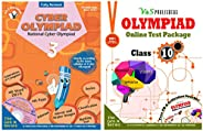 Olympiad Class 3 Online Practice Tests + Computers Book For NCO (Set Of 2 Books)