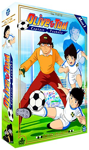 Olive et Tom (Captain Tsubasa) - Partie 1 - Edition Collector (6 DVD + Livret)