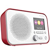 Pure Elan E3 Digitalradio  Rot