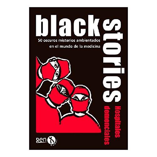 Black Stories - Hospitales Demenciales