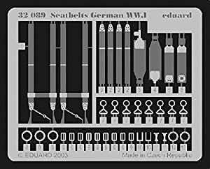 Eduard Accessories 32089 30502000 Seat V6D310Z German WW.I
