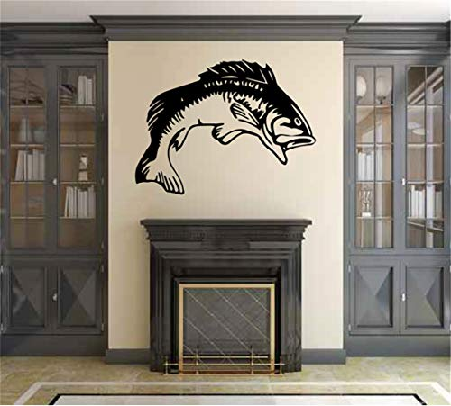 wandaufkleber baum mit fotos wandaufkleber baum eule Undersea animal wall decal Bass Fish Vinyl Wall Decal Sticker for nursery kids room bedroom