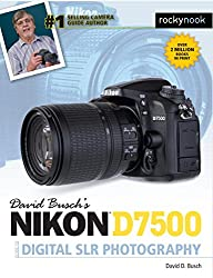 David Busch's Nikon D7500 Guide to Digital SLR Photography (The David Busch Camera Guide Series) (English Edition)
