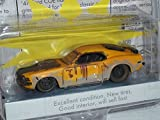 Jada Ford Mustang Boss 429 1970 Coupe Gelb For Sale Scheunenfund Edition Oldtimer 1/60 1/64 Modellauto Modell Auto