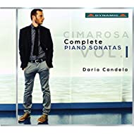 Cimarosa: Complete Keyboard Sonatas, Vol. 1