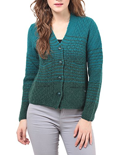 Duke Stardust Women Cotton Blend Sweater
