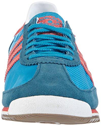 Adidas Sl72, Baskets Basses Uomo Blu (blau (aqua Gras / Surf Rouge S15-st / Surf Petrol S15-st))
