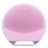 FOREO LUNA go Dispositivo de Limpieza Facial, Piel Normal, Pearl Pink