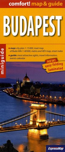 BUDAPEST (MAP&GUIDE)