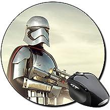 La Guerra De Las Galaxias Star Wars Stormtrooper D Alfombrilla Redonda Round Mousepad PC
