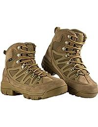 104bb30456b65 FREE SOLDIER Bottes Tactiques pour Hommes Chaussures de randonnée et de  Trekking à ...