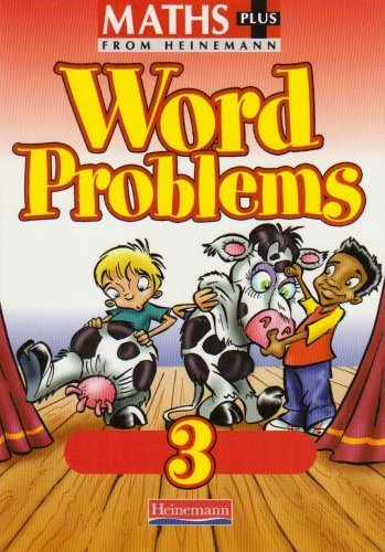 Maths Plus: Word Problems 3 - Pupil Book by L.J. Frobisher (2002-01-28)