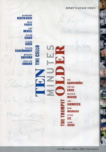 Bild von Ten Minutes Older - The Cello / The Trumpet (2 Dvd)
