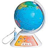 Oregon Scientific - SG268 - Aprender el Ingles con el Globo interactivo SmartGlobe Discovery parlante (Ingles)