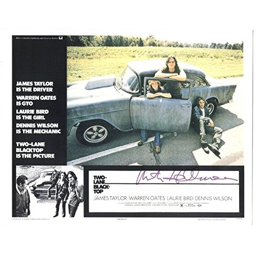 monte-hellman-firmato-di-james-bond-11-x-14-2010-two-lane-blacktop
